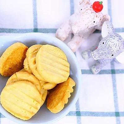 花生酱小饼干 宝宝辅食食谱