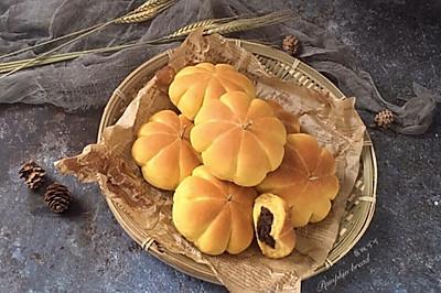 黄金南瓜面包