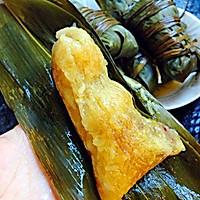 闹端午!碱水红豆粽(新手四角包法)的做法图解26
