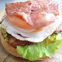 5分钟汉堡#利仁美食穿越#的做法图解5