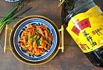 #福气年夜菜#红红火火的油爆河虾的做法