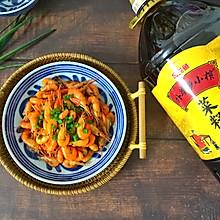 #福气年夜菜#红红火火的油爆河虾