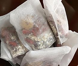 红豆薏米茶包的做法