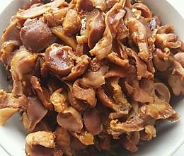 红烧鸡胗(高压锅版)的做法