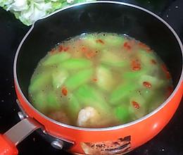 #中秋宴,名厨味#虾仁丝瓜汤的做法
