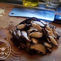 小清新【蚝油香菇油菜】的做法图解2