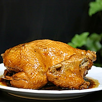 电饭锅版焖鸡的做法图解16