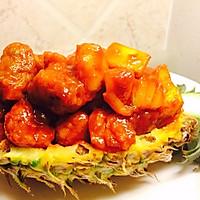 菠萝咕咾肉的做法图解11