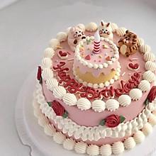 8寸蛋糕胚 0失败哦