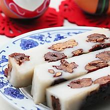 红枣糯米年糕