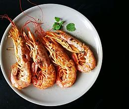 煎大虾的做法