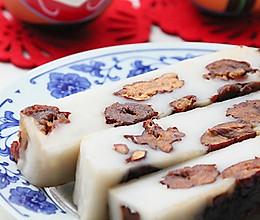 红枣糯米年糕的做法