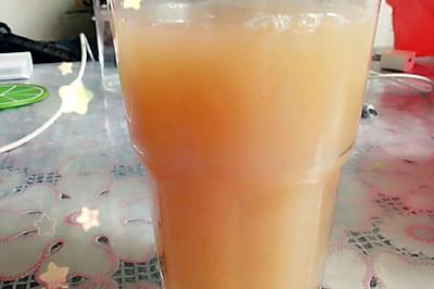蜂蜜桃子汁