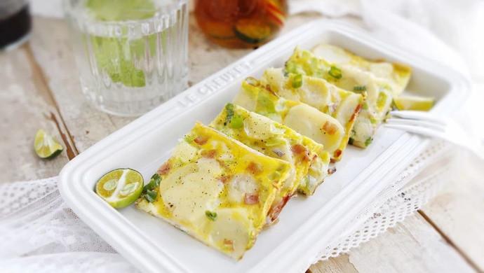 西班牙土豆饼 | 1岁以上·高钙易消化