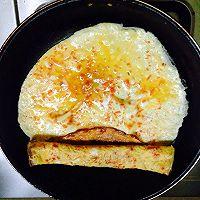 胡萝卜蛋烧(减肥早餐)的做法图解5