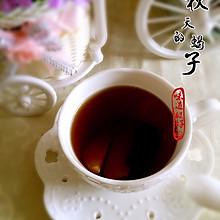 #自己做更健康#—黑糖红枣姜茶