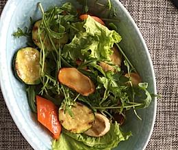 百里香烤蔬菜沙拉的做法