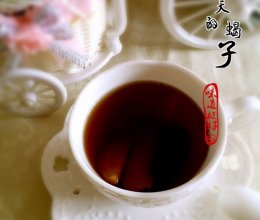 #自己做更健康#—黑糖红枣姜茶的做法