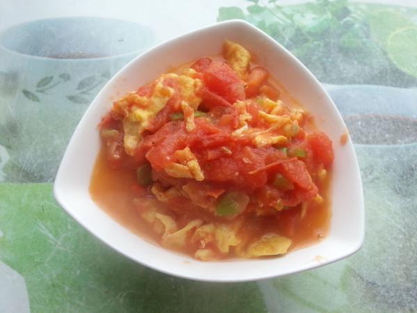 [10分钟系列]西红柿炒鸡蛋的做法