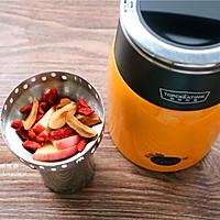 苹果红枣枸杞茶的做法图解5