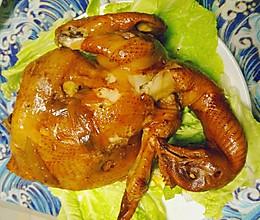 烧鸡(高压锅无水版)的做法
