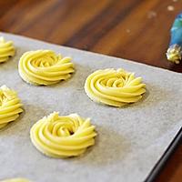 丹麦蓝罐黄油曲奇 Danish Butter Cookie的做法图解7