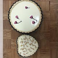 樱花乳酪派和松仁乳酪挞的做法图解7