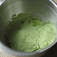 ~水玉抹茶夹心蛋糕卷~一抹清新绿的做法图解20