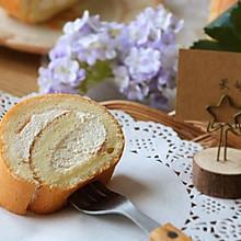 经典奶油蛋糕卷