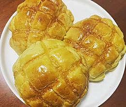 港式酥皮「菠萝包」好吃到掉渣的做法