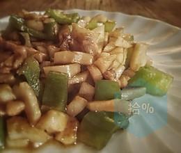 吃(chi)藕(ou)三丁也不会变丑(chou)【平底锅】的做法