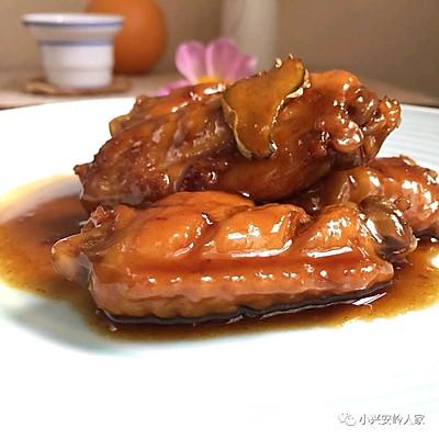 可乐鸡翅•美味十分简单十分
