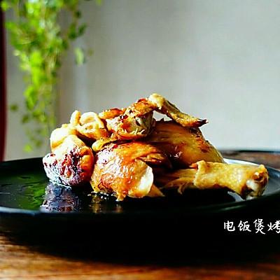 电饭煲 烤鸡