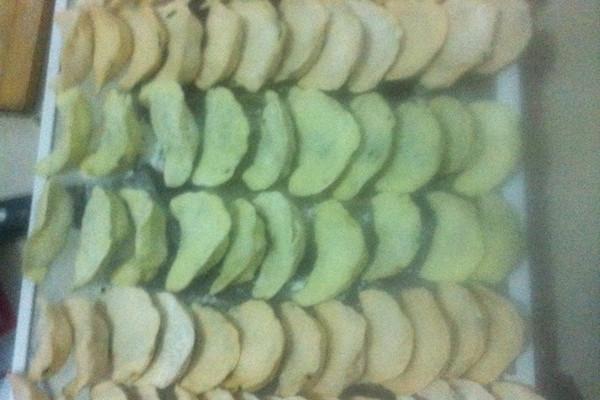 彩色饺子的做法