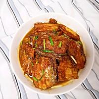 #下饭红烧菜#高蛋白~红烧带鱼的做法图解8