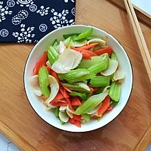 #创意菜#绿肥红瘦