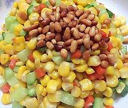 松子玉米(简单到厨房小白也可以)的做法