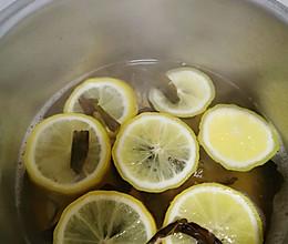 清爽柠檬茶的做法