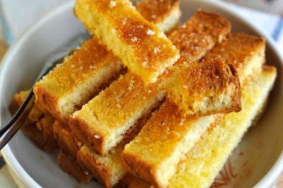 黄油/枫糖吐司脆条