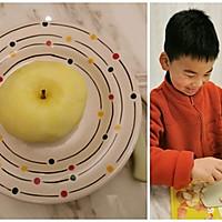 简单的甜品冰糖苹果汤的做法图解2