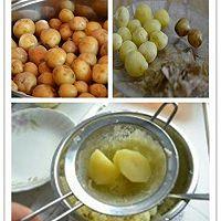 芝士土豆球的做法图解1
