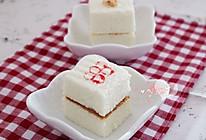 消耗蛋白--清新软绵的蛋白蛋糕的做法