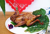 砂锅烤乳鸽的做法