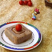 #柏翠辅食节-烘焙零食#焦糖菠萝雪糕