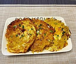土豆丝卧蛋的做法