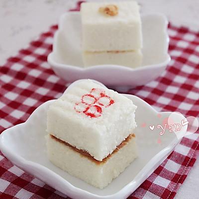 消耗蛋白--清新软绵的蛋白蛋糕