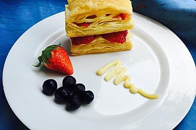 黄油开酥(拿破仑)