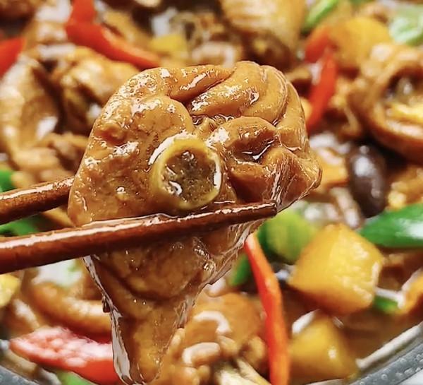 超级下饭之黄焖鸡的做法