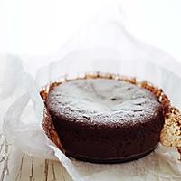 落叶古典巧克力蛋糕——好吃到让人尖叫的做法图解14