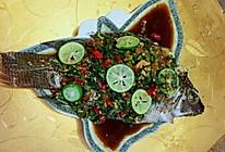 傣味柠檬鱼的做法